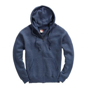 This premium zipped hoodie from Cotton Ridge comes in a great range of sizes and stand out colours to suit your requirements! You chose the colour and we will custom embroider your company logo or name! These branded premium hoodies with heavyweight soft feel fabric are an essential addition to your company uniform, corporate workwear or club collection!
