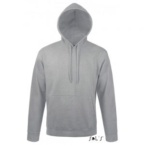 This unisex modern hooded sweatshirt is available in a range of sizes and great stand out colours to suit your requirements. You choose the colour and we will custom embroider your name or logo onto these casual style hoodies! These branded fitted cut hoodies are a must for inclusion in your corporate workwear range, club gear or company uniform!