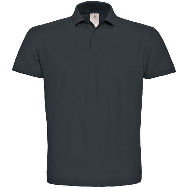 This basic B&C polo for men is a short sleeve style piqué polo shirt which can be customised with embroidery or print making these an ideal option for your company workwear, uniform, promotional event or club gear! These pre-shrunk ringspun cotton branded polo t-shirts are available in a great variety of colours to suit your work team or promotional event!