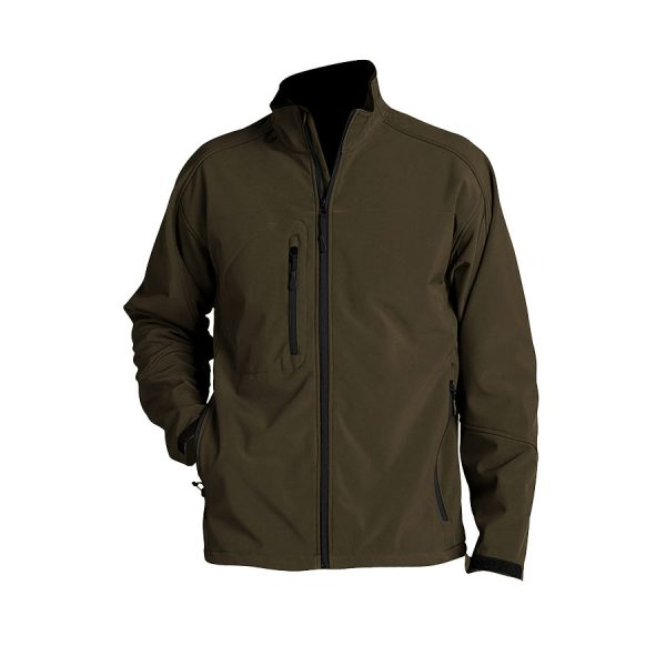 Custom embroidered Relax zipped jackets with your brand name or company logo