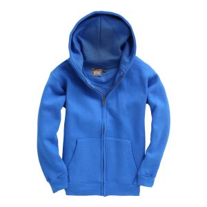 This premium Kids zipped hoodie from Cotton Ridge comes in a great range of sizes and stand out colours to suit your requirements! You choose the colour and we will custom embroider your company, club logo or  brand name! These branded Kids premium zipped hoodies with heavyweight soft feel fabric are an essential addition to your company or club collection!