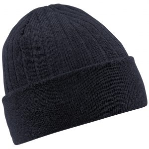 These warm double layer knitted beanie come in a range of colours. Custom embroider these cuffed thinsulate beanies with your brand name or company logo.Great for outdoors- work or social activities- cycling, running, camping! These are a super addition to your branded workwear/uniform/club winter collection!