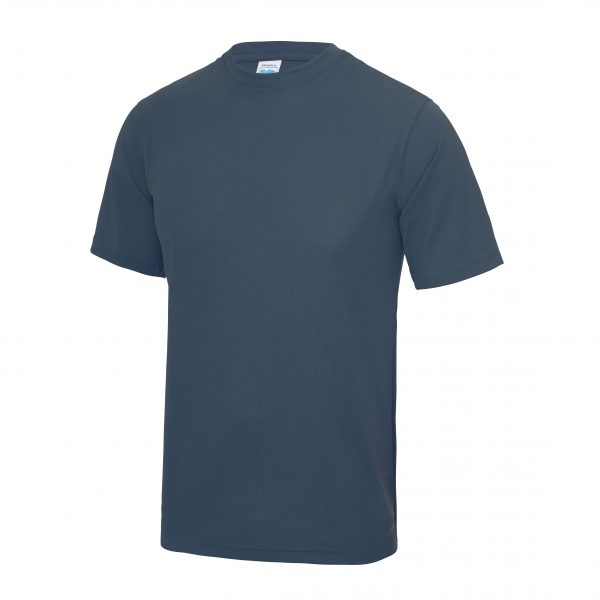 This mens cool wicking t-shirt with quick drying properties is another great option for your customised teamwear clothing. Available in a range of sizes and stand out electric colours, this mens printed tee is a must for your branded company workwear or club gear collection!