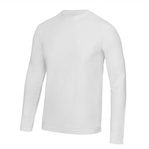 This long sleeve t-shirt with quick drying properties is another great option for your customised teamwear clothing. Available in a range of sizes and stand out electric colours, this long sleeve printed tee is a must for your branded company or club gear collection!