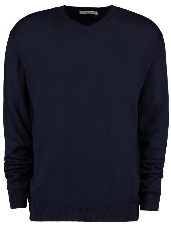 cThis sophisticated Mens Merino Cotton Blend V Neck Sweater is luxuriously soft and warm and is available in a range of sizes and three great colours to suit your requirements! We can custom embroider your company logo or brand name, making these branded mens durable V-neck sweaters a great option for your corporate workwear,club or company uniform collection!