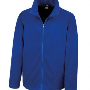This super lightweight, highly breathable Result Microfleece jacket is available in a range of stand out colours. Your company name or logo can be custom embroidered on the front of these easy care and quick drying  jackets. These branded microfleece jackets offer great comfort and functionality and are a must for your corporate workwear or company uniform collection! Choose a colour and we'll look after the rest!