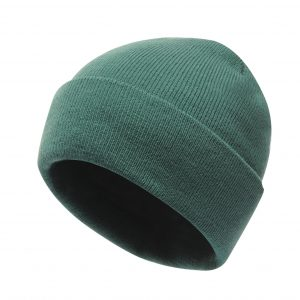 Another stand out beanie which is available in great colours, with it's double layer knit and slouch or classic turn up style. Customised, these are an ideal addition to your company workwear, uniform or club collection as these beanies will showcase your company logo or brand name with it embroidered on the front! These branded beanies are a perfect winter essential for your company or club!