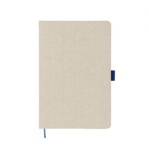 Canvas A5 Notebook