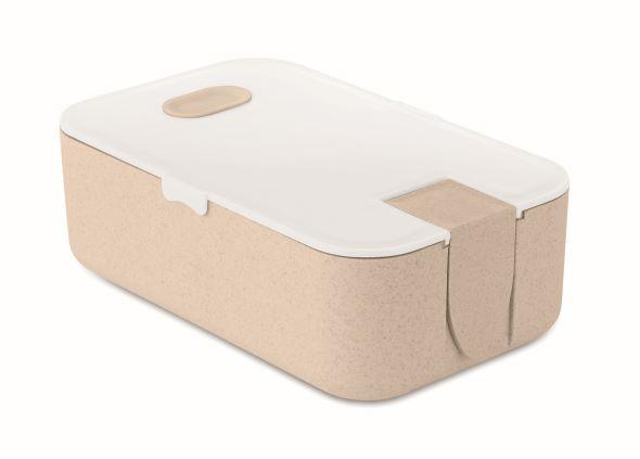 Lunchbox Wheat straw fibre/pp