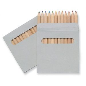 Colour Penci Set (12 Pencils)